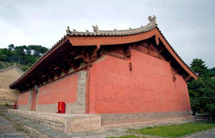 中国古建筑的屋顶文化——几种常见屋顶解说