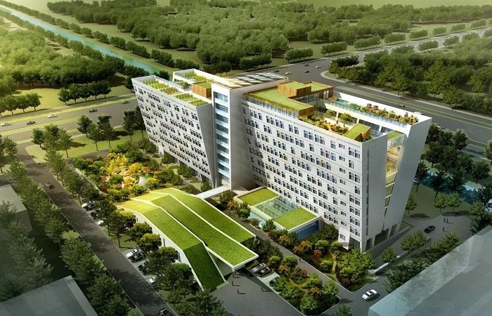 什么是绿色建筑,浅谈绿色建筑的基本要素
