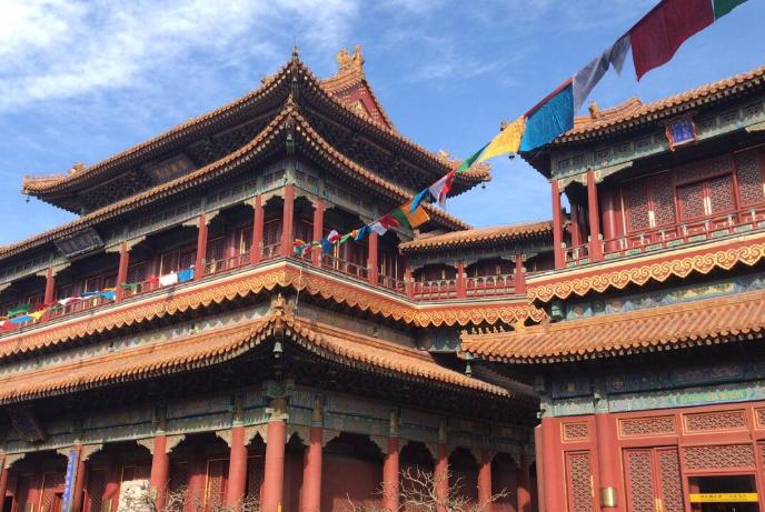 雍和宫建筑群