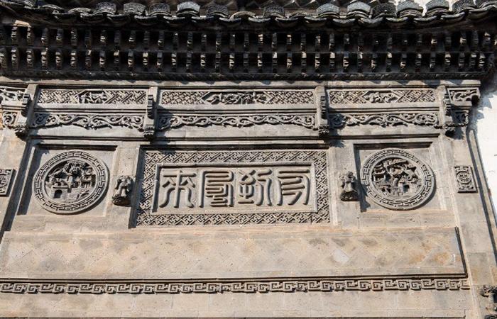 探寻古建筑材料砖雕的历史与发展