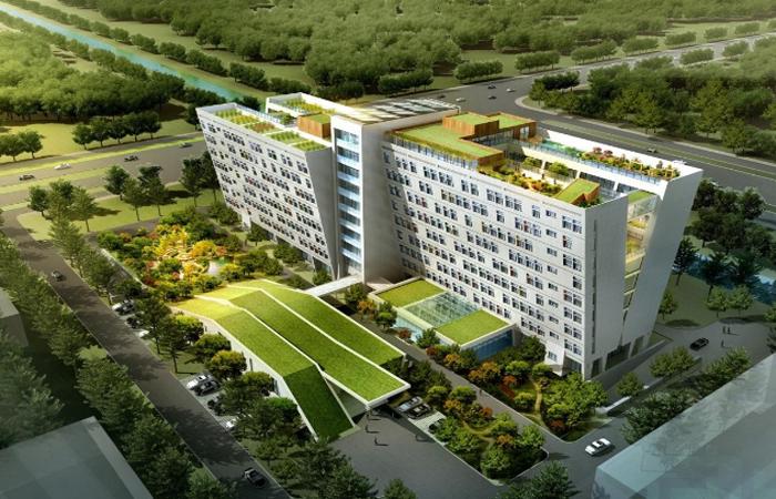 绿色建筑技术的现实意义与建筑造型的设计影响
