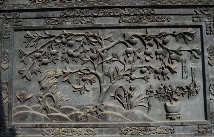 徽州砖雕与扬州、苏州地区砖雕的特点