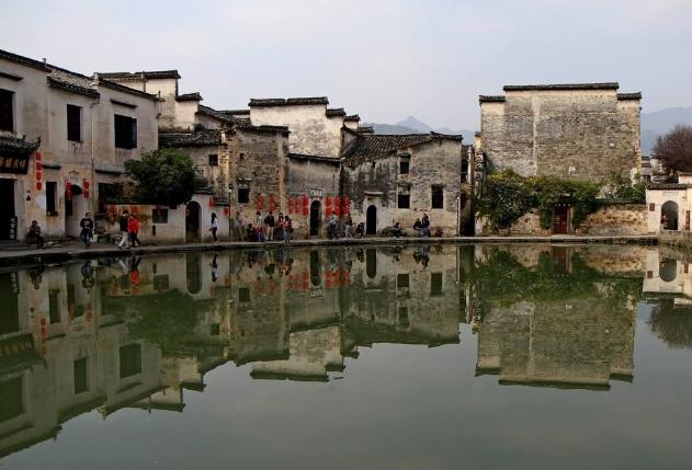 安徽皖南古村落