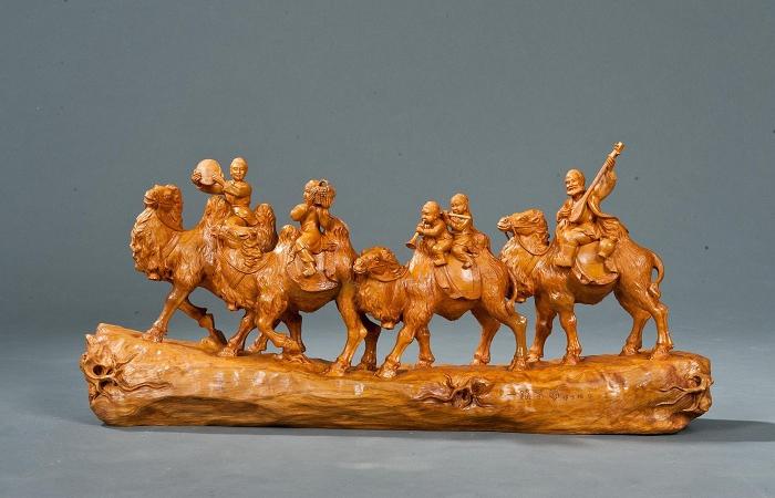 乐清黄杨木雕——民间工匠的智慧