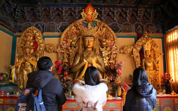 北京西黄寺