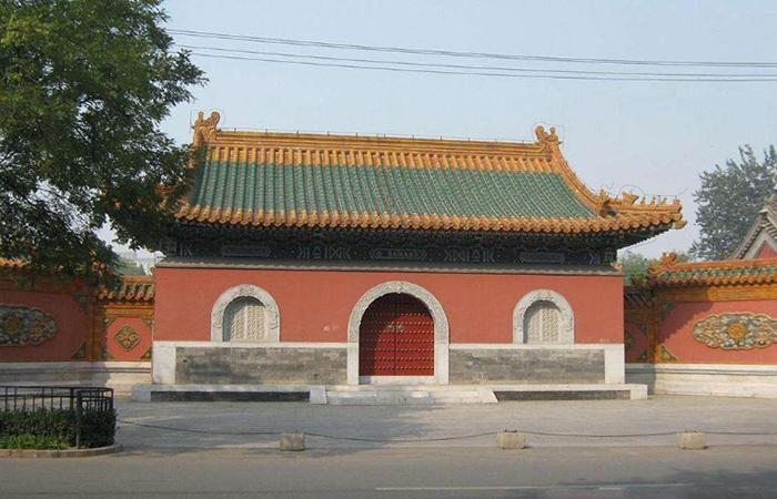 北京西黄寺:清代皇家寺院艺术 中国藏传佛教最高学府