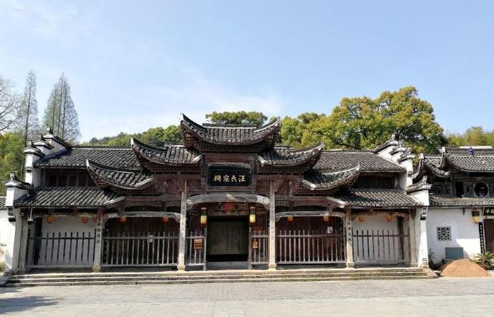 """大陈古村——汪氏聚居村落,""""江南第一古村落""""!"""