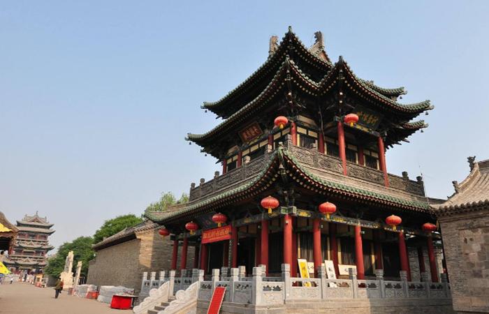 中国古建筑以木结构为主,如何做到防火?