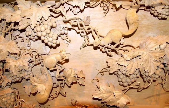 巧夺天工——剑川木雕的三绝