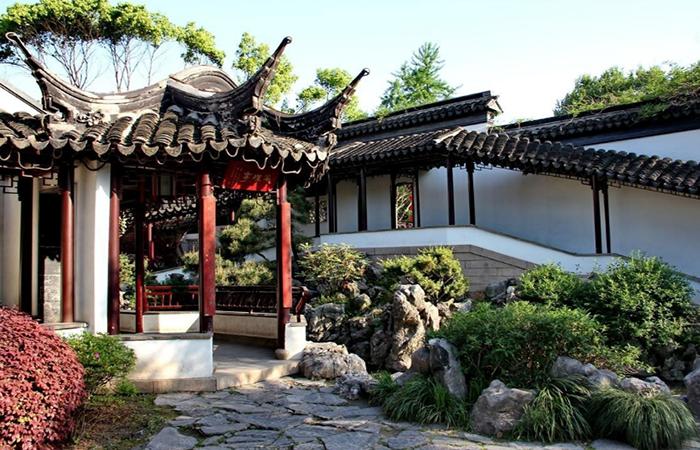 古代园林的建筑设计特点与风水要素