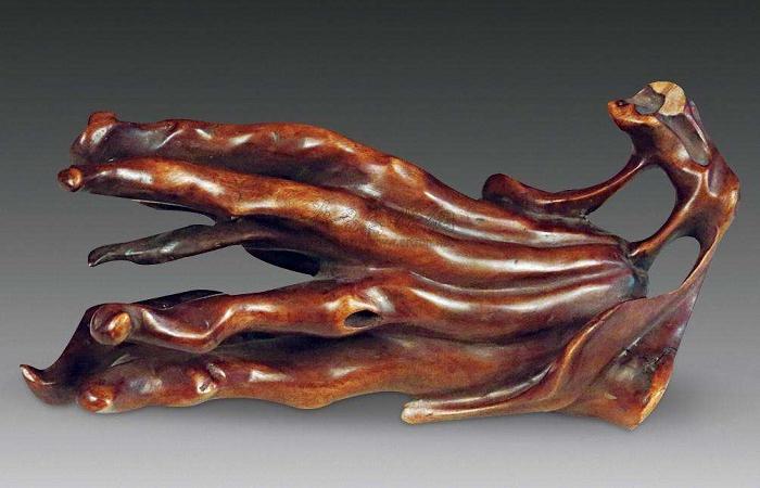 浅谈福建龙眼木雕的艺术魅力
