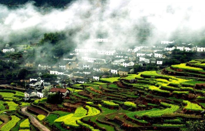 新叶古村:时代遗落下来的历史古村落