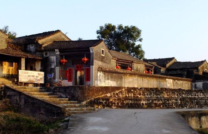 南园古村——客家文化古村落代表之一