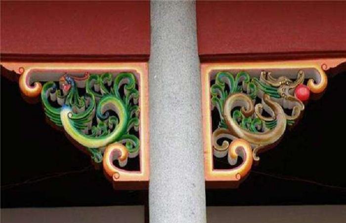 雀替——中国古建筑檐梁上的精灵