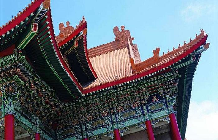 中国古代梁柱式木结构建筑的特点详细介绍