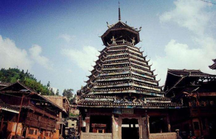 侗族木构建筑营造技艺:一种传承文化的体现
