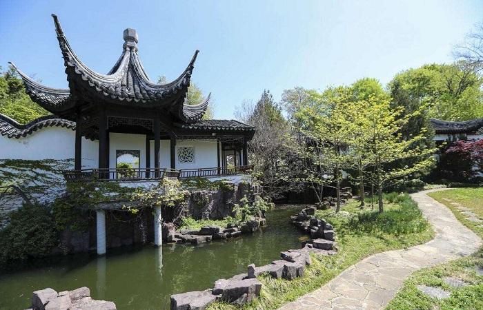 浅谈中国古典园林的7大构景手法