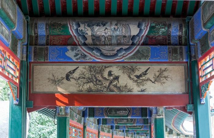 古建彩绘系列——苏式彩画图片