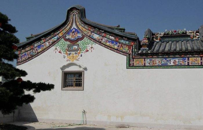 古建筑山墙——古人的建筑设计妙计功与美的结合