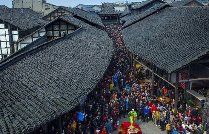 """罗城古镇——被誉为""""中国的诺亚方舟""""!"""