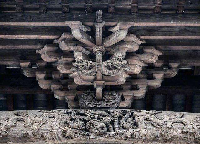 中国古建筑常用名词术语解释