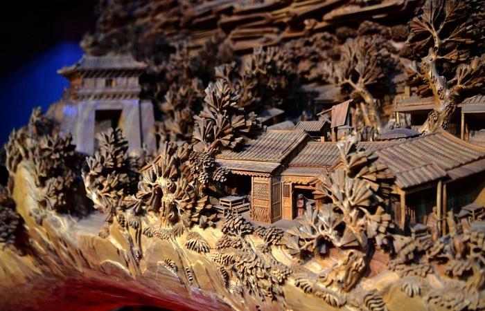 莆田木雕——民间传统雕刻艺术之一