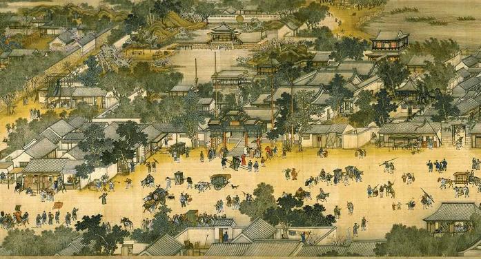 古代民族英雄有哪些_中国古代有哪些大都城?规模如何?-古建家园