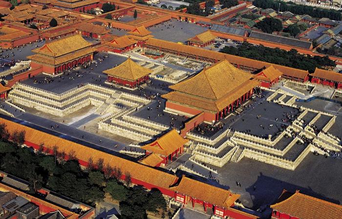 中国古代?#24515;?#20123;大都城?规模如何?