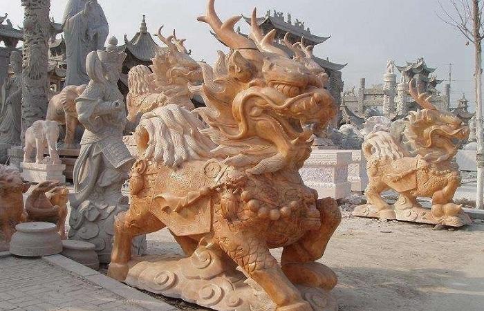 中国四大石雕之乡——嘉祥石雕