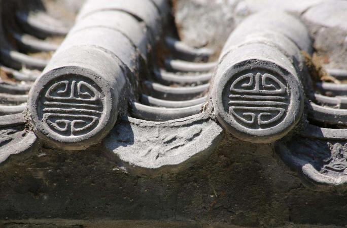 古代建筑构件
