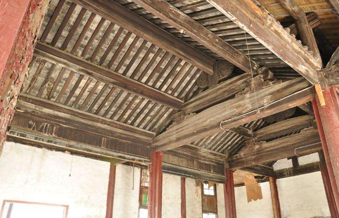 关于古代建筑构件的专业术语以及解释