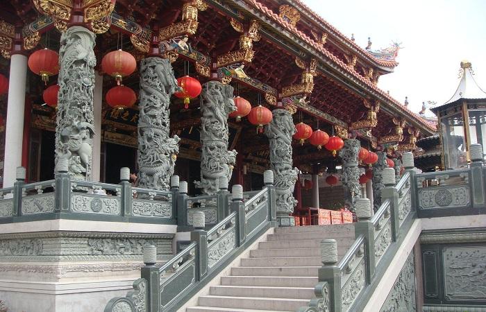 中国四大石雕之乡——惠安石雕