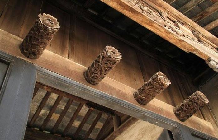 大门构件门簪——中国传统建筑高超的营造技艺