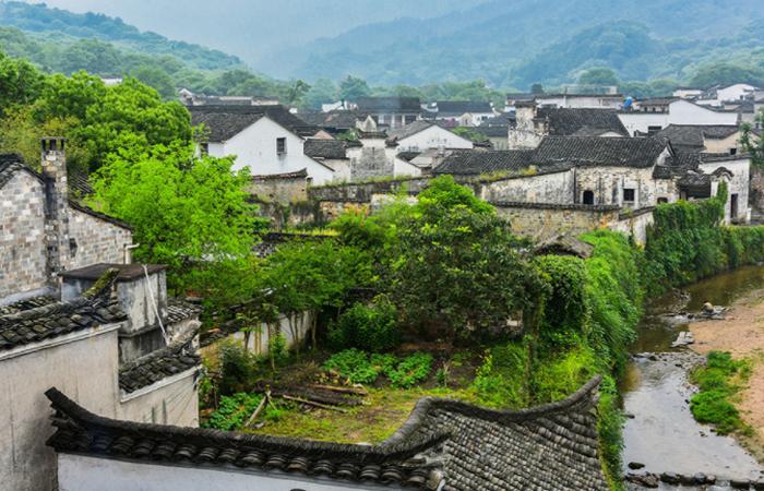 """查济古村—— 低调古村落""""中华写生第一村"""""""