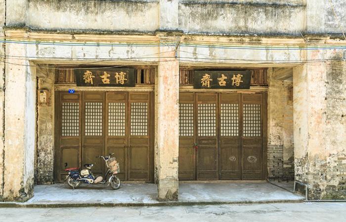 """雁江古镇:有""""小香港""""、""""小上海""""之美誉"""