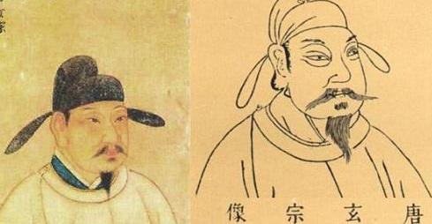 唐玄宗李隆基(685年—762年)