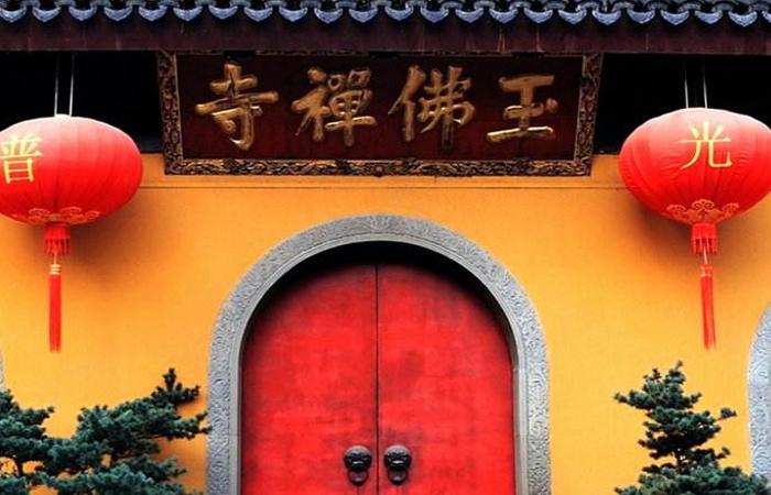 上海玉佛寺:闹市中的一片净土