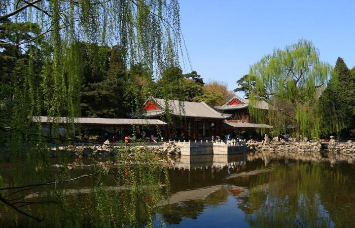 中国明清园林的设计思路以及审美意境
