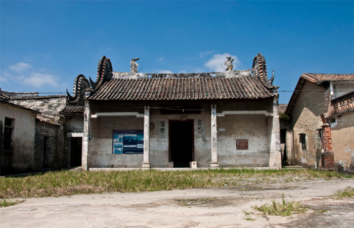 锅耳屋——明清时期岭南特色建筑的代表