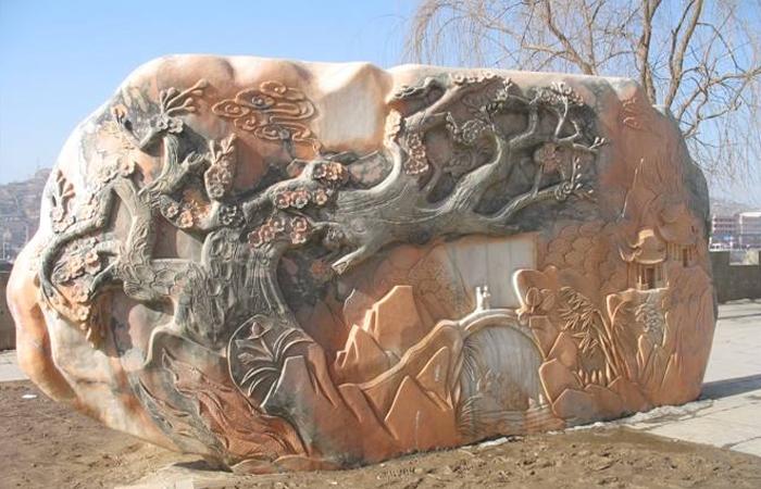 绥德石雕:传统手工技艺,古人的艺术创造力