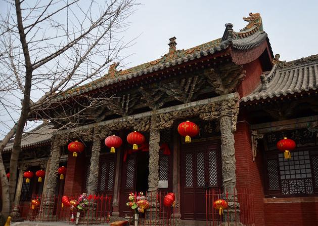 府城关帝庙