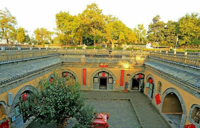 陕州地坑院:全国乃至世界唯一的地下民居古建筑
