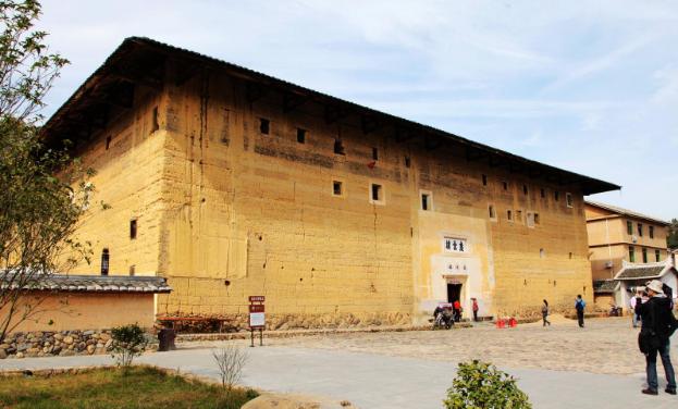 客家传统民居建筑