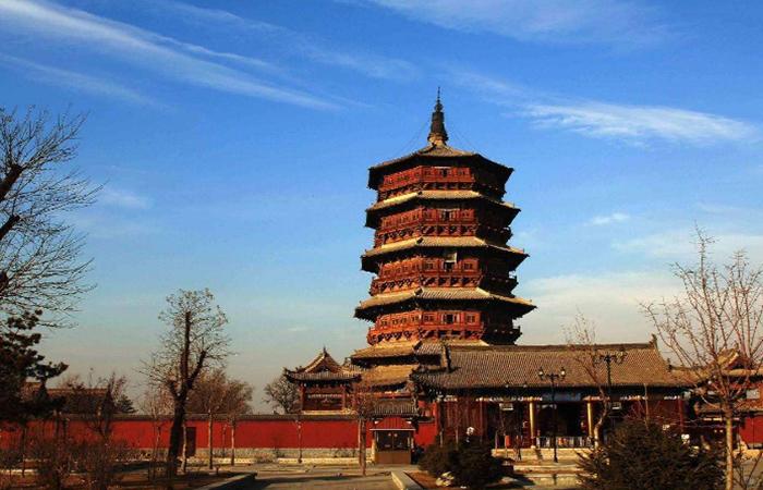 盘点中国十大名塔建筑,你知道几个?