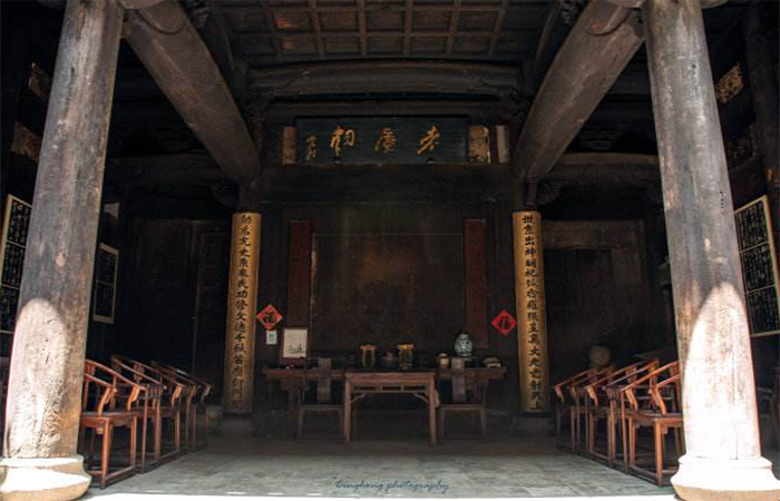中国古代建筑构件中,柱的分类与特点!