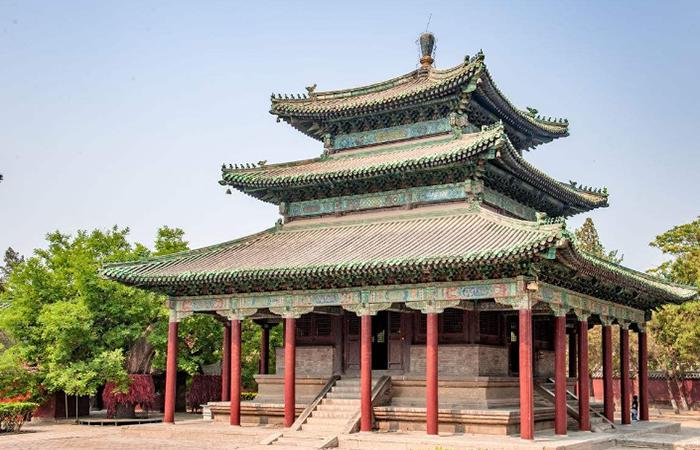 河北正定隆兴寺:宋代佛教寺院建筑,中国十大名寺之一!