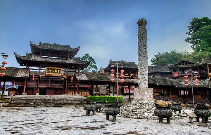 盘点贵州的十大民族特色古建筑