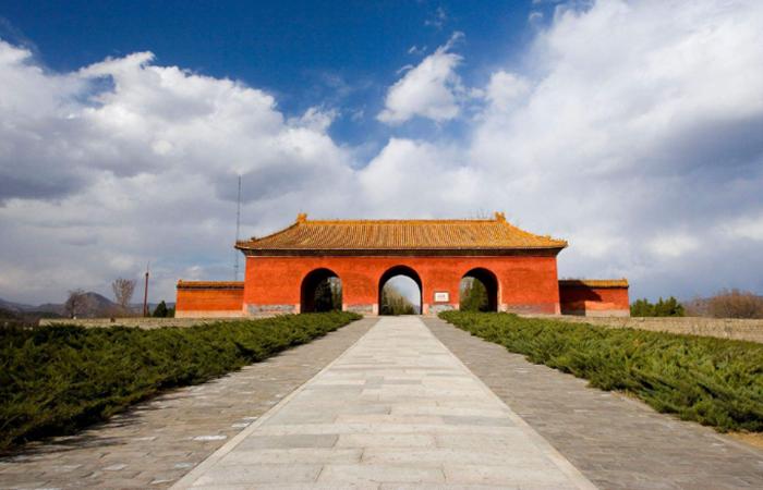 中国古代建筑风水:明十三陵的风水与规划布局