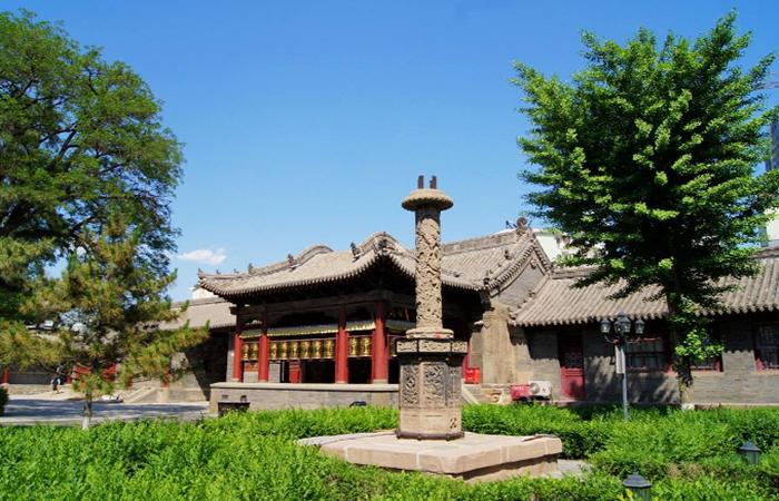 佑顺寺——三百多年历史的藏传佛教庙宇