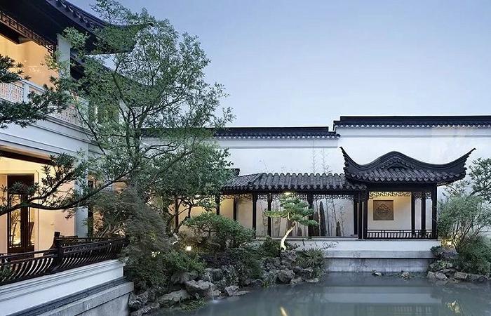 什么是新中式,新中式建筑有哪些特点?